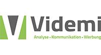 Die Videmi Werbeagentur steht für Lösungen in den Bereichen Kommunikation, Marketing, Film und Werbung.